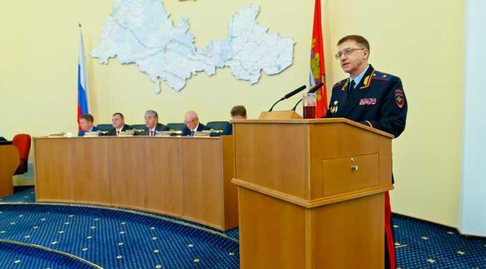 В Оренбуржье зафиксирован рост преступности