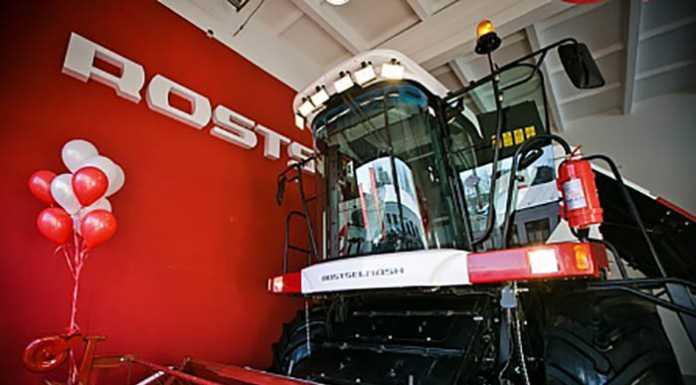 В ОГАУ открылась специализированная аудитория компании «Ростсельмаш»