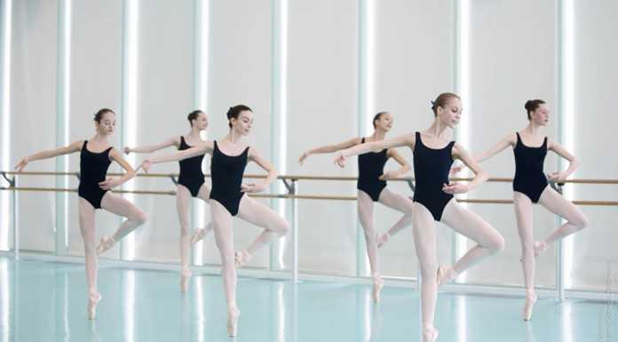 Академия танца Бориса Эйфмана объявляет прием детей для обучения в Санкт-Петербурге