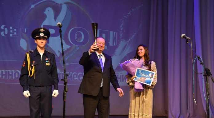В Оренбурге завершился XXI городской фестиваль военно-патриотической песни «Долг. Честь. Родина»