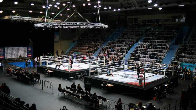 В Оренбурге состоялись Чемпионат и Первенство по смешанному боевому единоборству