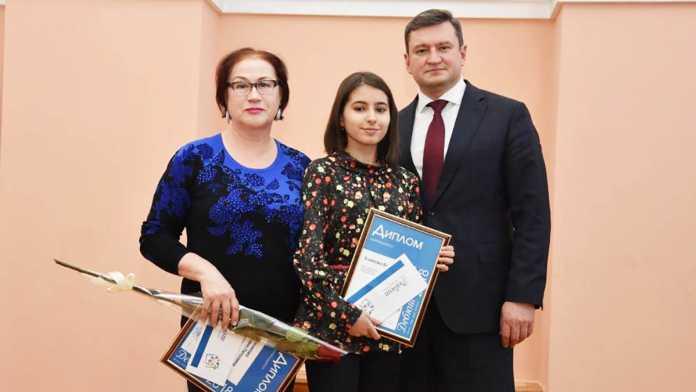 В Оренбурге состоялась торжественная церемония вручения ежегодной Премии Главы города