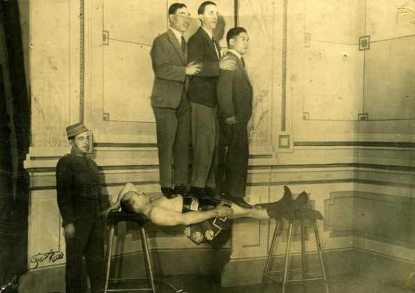 Исполняется 130 лет со дня рождения выдающегося атлета ХХ века Александра Засса