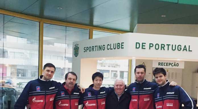 Оренбургские теннисисты вернулись из Португалии победителями