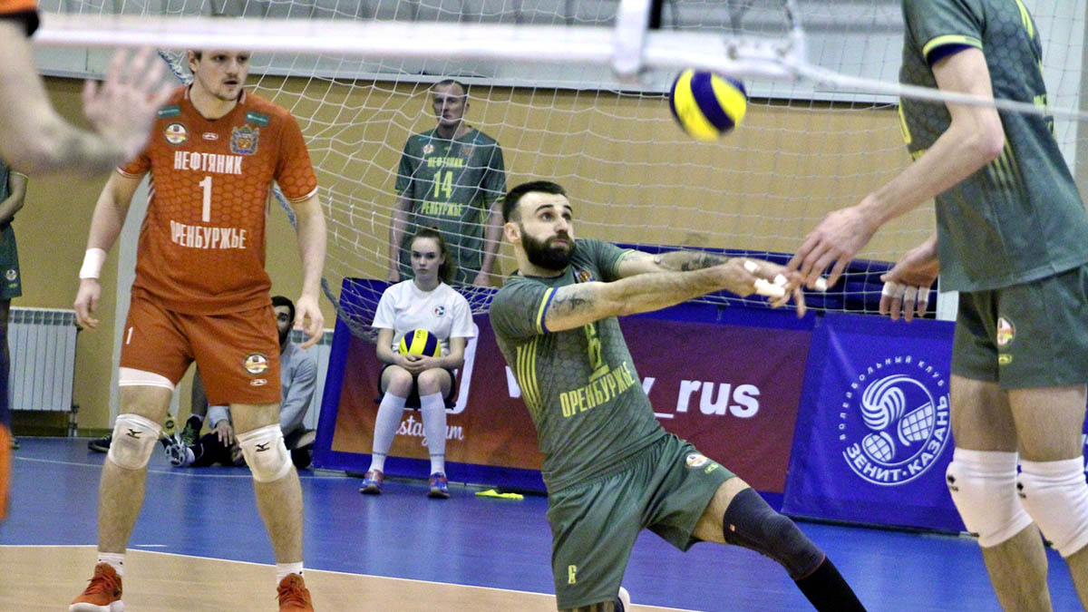 Оренбургский «Нефтяник» дважды сыграл на выезде с «Академией-Казань»