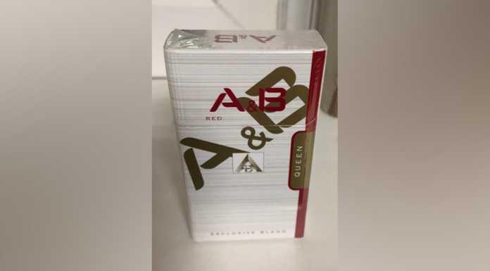 В Оренбуржье пытались незаконно ввезти 1460 пачек сигарет