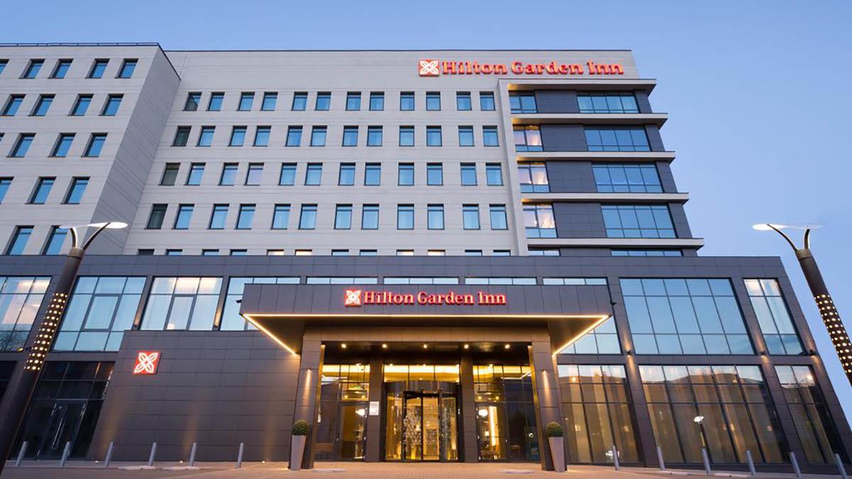 Отель «Hilton Garden Inn»