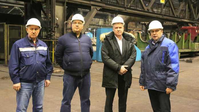 Металлоинвест и КАМАЗ расширяют стратегическое партнерство по поставкам SBQ