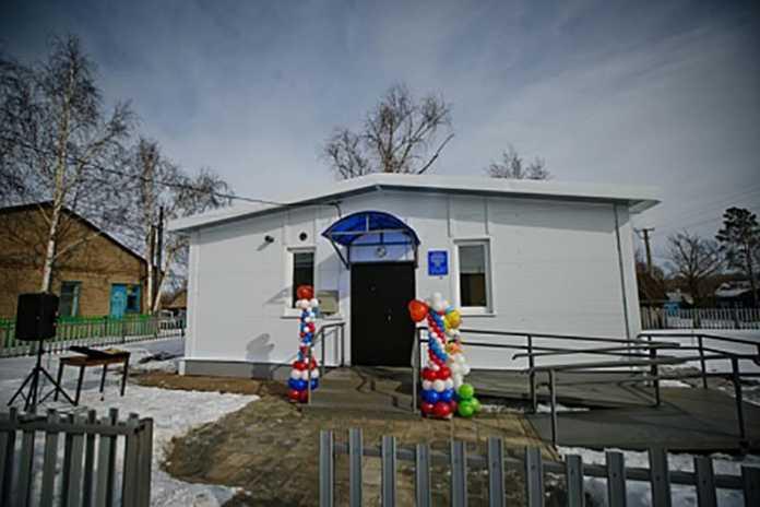 В селе Городки открыт новый фельдшерско-акушерский пункт