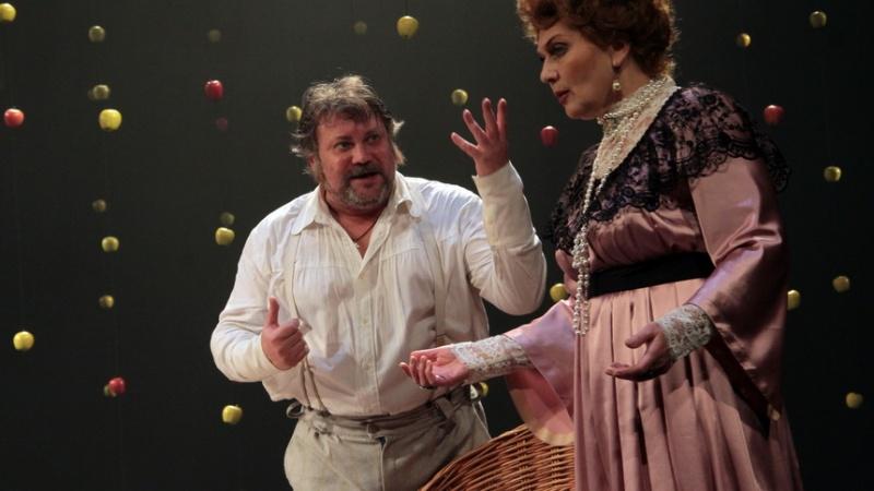 Самарский театр обещал насмешить оренбуржцев