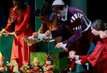 Областной театр кукол представит собственную коллекцию театральных кукол