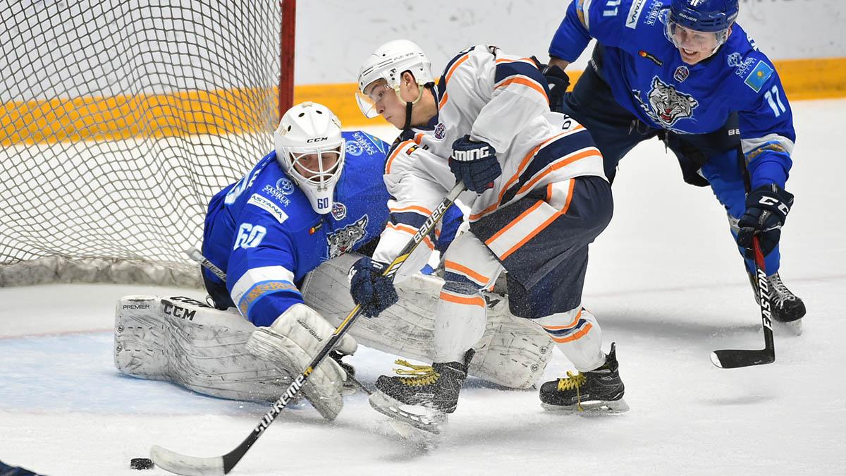 «Сарматы» завершили хоккейный сезон