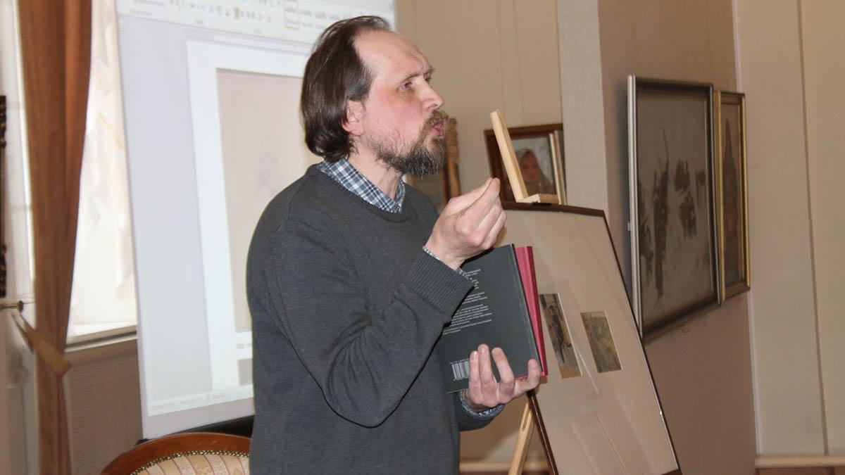 Сергей Калмыков. Пространство иВремя