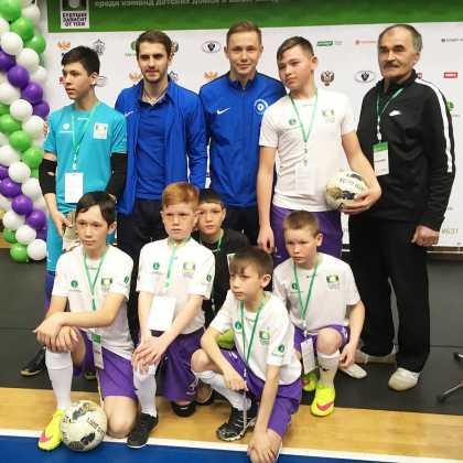 Оренбург встречает юных футболистов со всего Поволжья