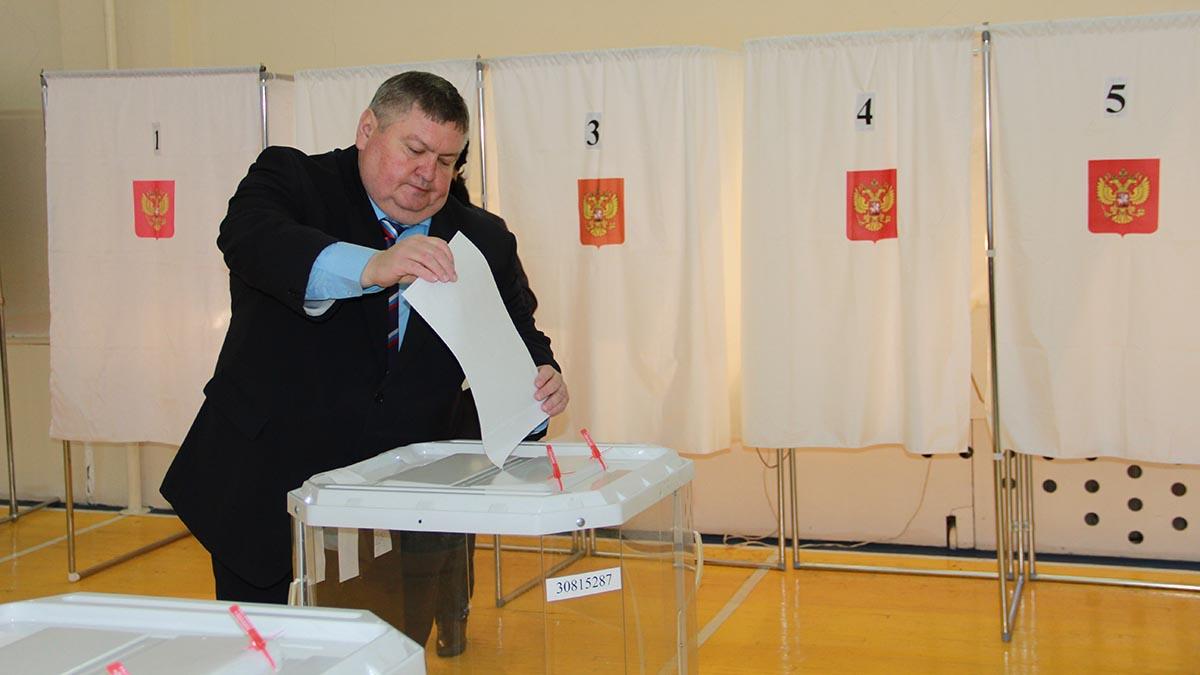 Оренбуржье вместе со всей страной выбирает Президента России