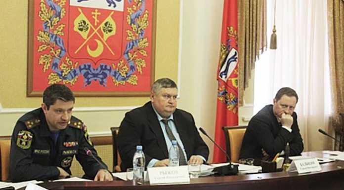 Сергей Балыкин: «С сегодняшнего дня подготовка к паводку, защита населенных пунктов и оренбуржцев является первоочередной задачей»