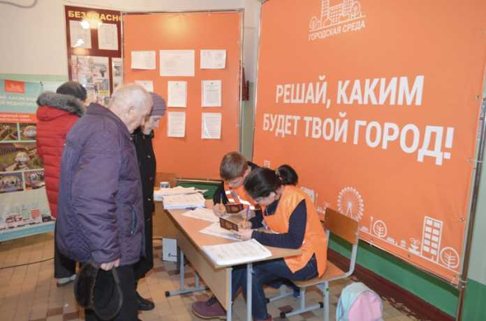 Комфортная городская среда: за благоустройство общественных пространств уже проголосовали более 100 тысяч оренбуржцев