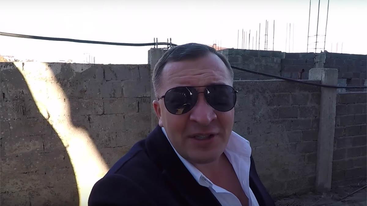 Максим Коломейцев. Скриншот YouTube