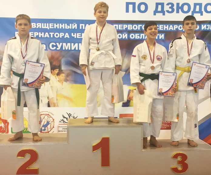 Оренбуржцы стали победителями и призерами Всероссийского турнира по дзюдо