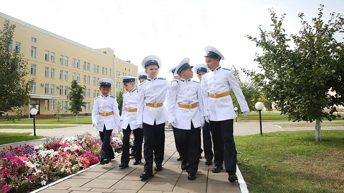 Оренбургское президентское кадетское училище