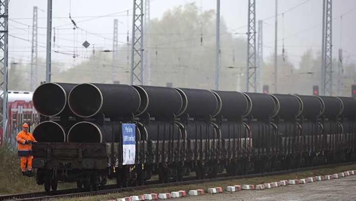Трубы для строительства «Северного потока-2»