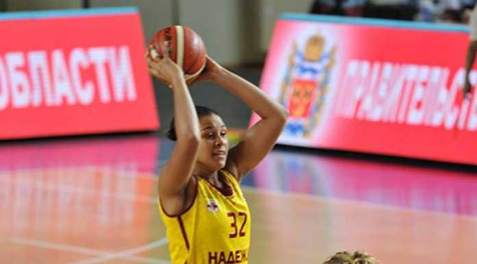 Баскетбол: Надежда - Енисей