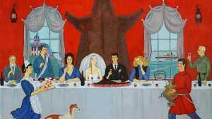 Выставка Юрия Рысухина «100 картин»