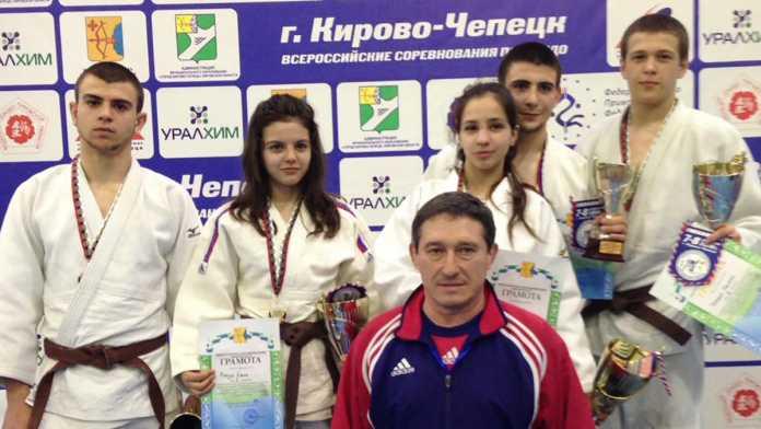 Оренбургские каратисты стали призерами соревнований на Кубок «Ак-Барса»