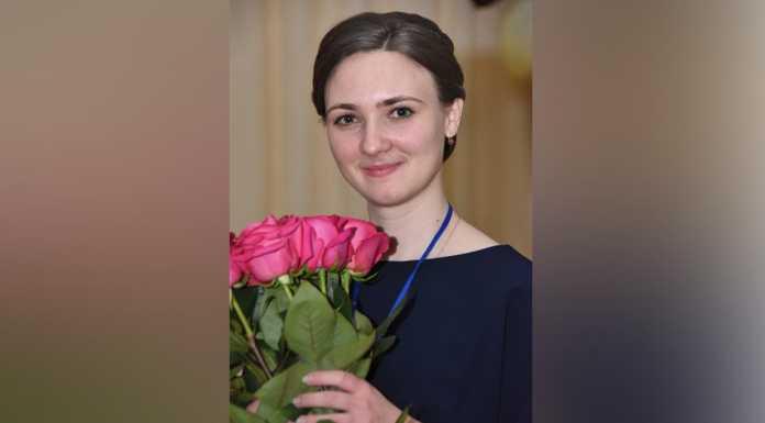Учитель начальных классов СОШ № 85 города Оренбурга Ирина Солнышкина