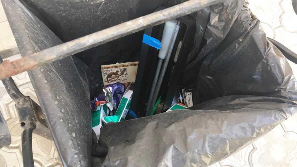 Жителей Оренбурга напугала подозрительная коробка