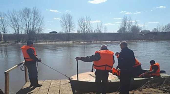В Соль-Илецком городском округе функционирует лодочная переправа