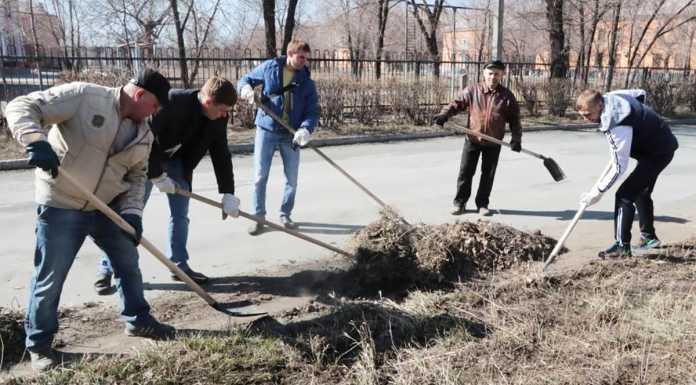 Работники Металлоинвеста наведут чистоту в родных городах