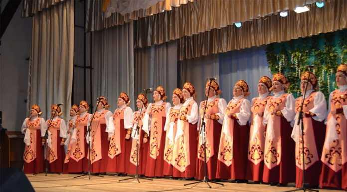 XXVIII Областного фестиваля народного творчества «Обильный край, благословенный!»