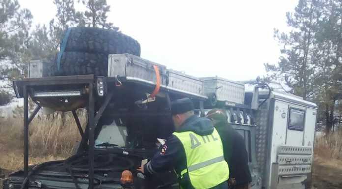 Иностранец на Land Rover попал в Оренбуржье в сложную ситуацию