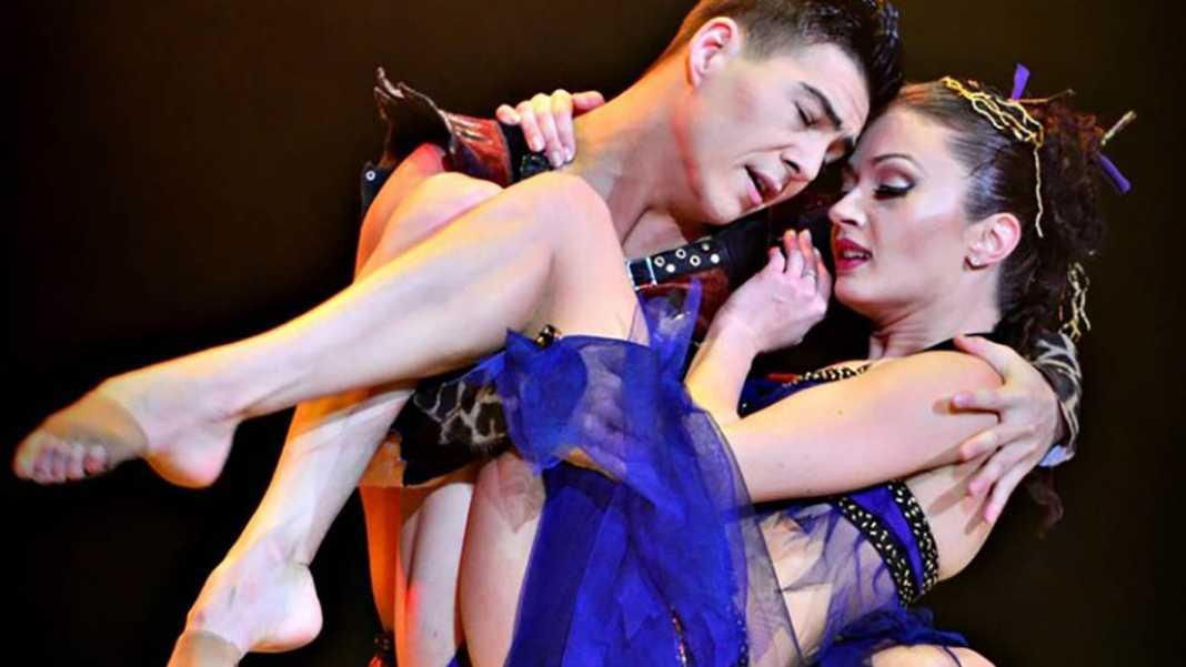 «Боги и люди» - современный балет по древнегреческим мифам о Прометее и Икаре