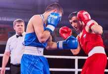 Оренбургский боксер Габил Мамедов завоевал золото