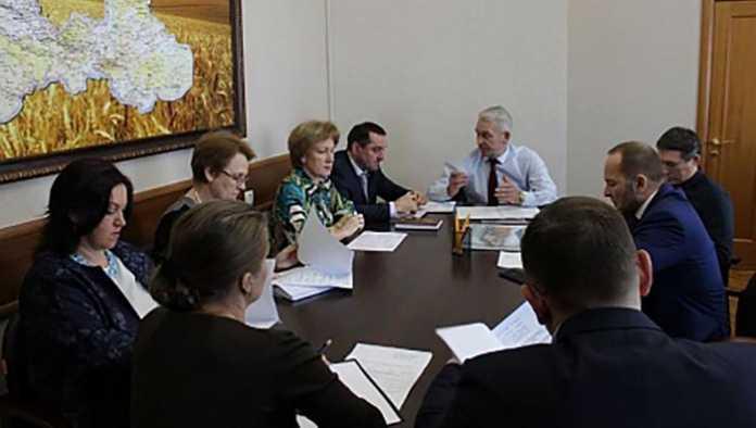 В Правительстве области обсудили вопросы подготовки и проведения Кубка Европы по дзюдо