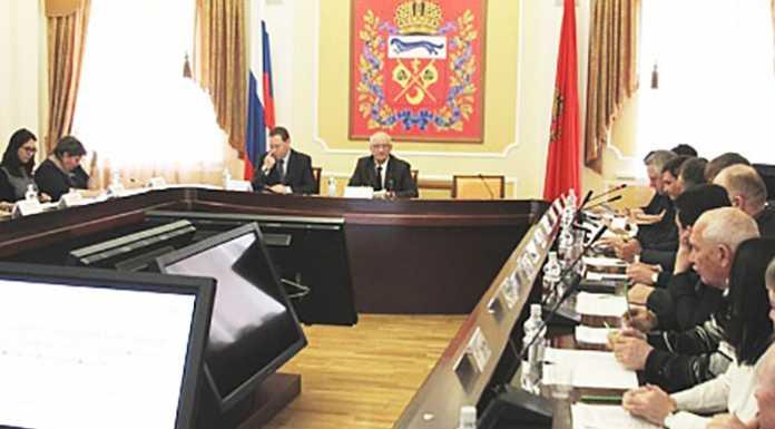 Юрий Берг провел межведомственное совещание по защите прав пайщиков