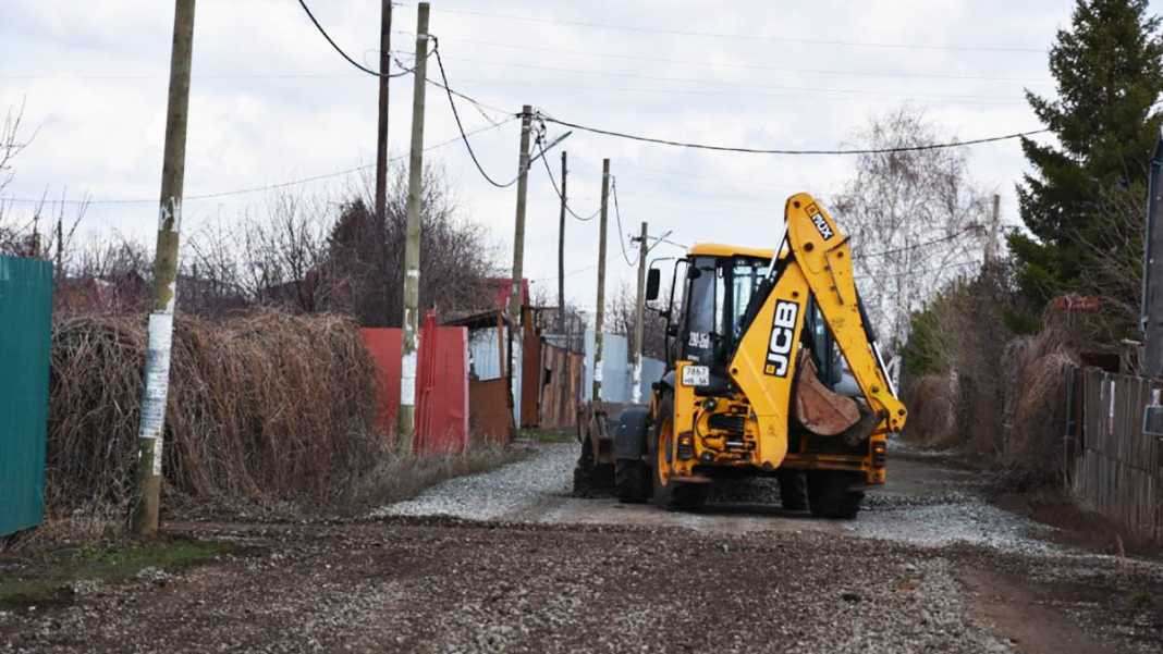 В Оренбурге завершается подготовка к началу дачного сезона