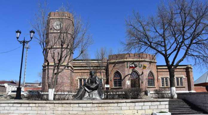 Музей истории города Оренбурга отметил 35-летие