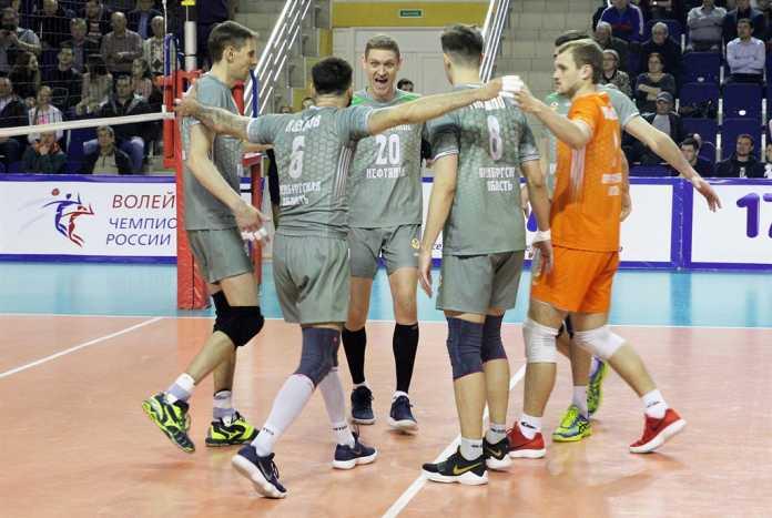 «Нефтяник» завершил сезон 2017/2018 на пятом месте.