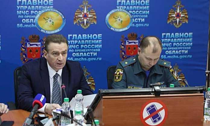 В Оренбурге обсудили подготовку к пожароопасному периоду