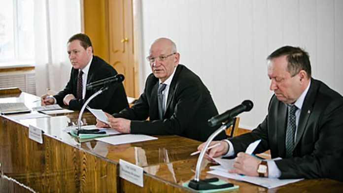 Юрий Берг провел совещание по вопросам очистки питьевой воды от радона