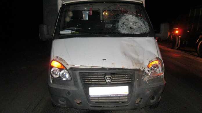 Водитель «ГАзели» насмерть сбил пешехода