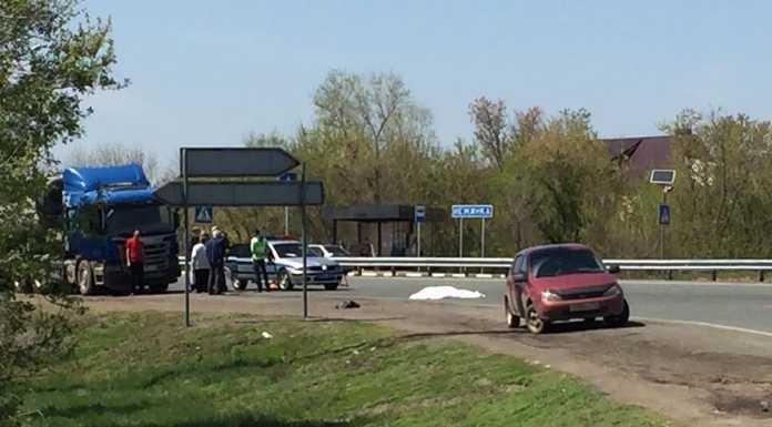 На Нежинском шоссе насмерть сбили человека