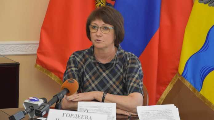 Начальник управления образования администрации Оренбурга Нина Гордеева