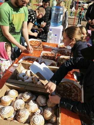 Оренбуржцы принимают участие во всероссийском конкурсе по благоустройству дворовых территорий