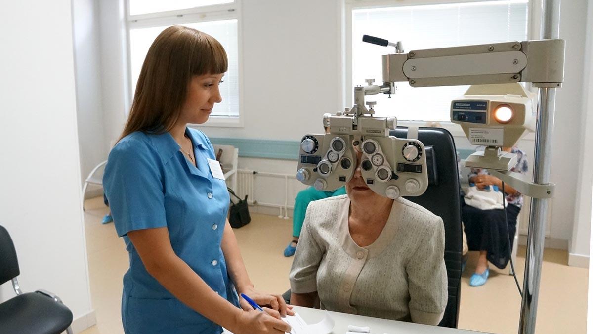 Оренбургские офтальмологи делятся опытом