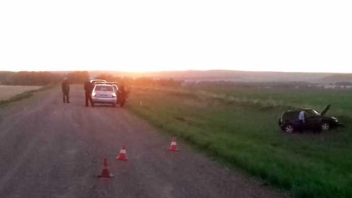 Водитель не удержал Ниву на дороге и съехал в кювет, где погиб