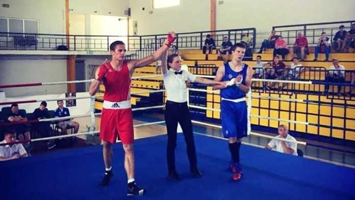 Оренбуржец Спартак Оглы завоевал золотую медаль международного турнира по боксу